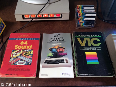 C64 and VIC-20 Programming Books - Commodore Computer Club