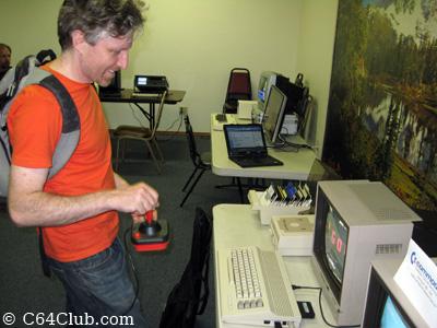 Gorf Commodore 64c Style - Commodore Computer Club