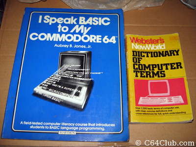 Commodore 64 books