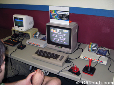 C64 Donkey Kong - Commodore Computer Club