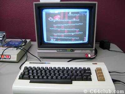 VIC-20 Donkey Kong - Commodore Computer Club