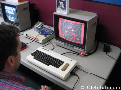 Ms Pac-Man on the VIC 20 - Commodore Computer Club