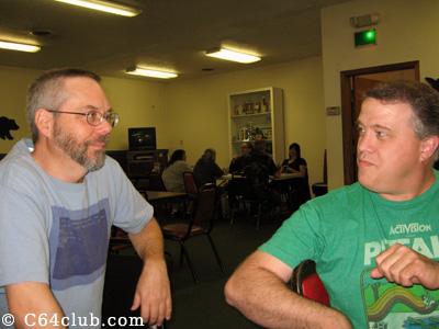 Tommy, Morgan, Atari 2600 Pitfall Shirt, Wives Club - Commodore Computer Club