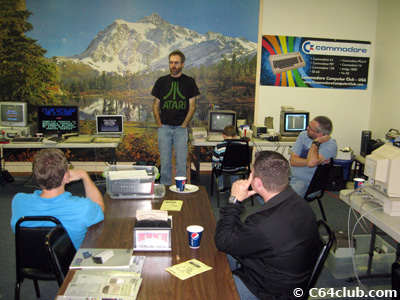 Kevin Savetz - Commodore Computer Club