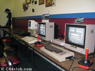 C64, C64c, ColecoVision - Commodore Computer Club