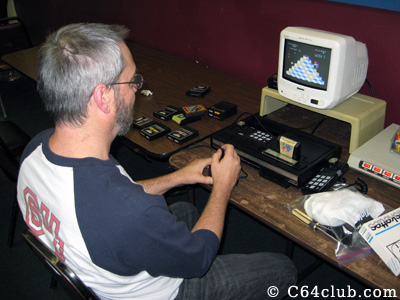 Tommy ColecoVision QBert - Commodore Computer Club