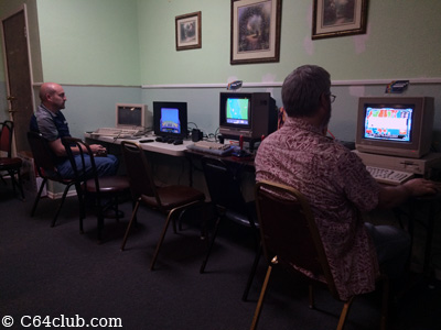 Amiga 500 A500, Nintendo Switch, C64C, Amiga 1000 - Commodore Computer Club