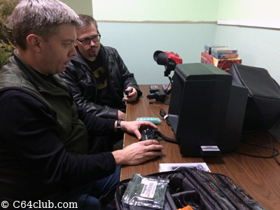 Paul, Marcus, Vectrex, Lynx II Games - Commodore Computer Club