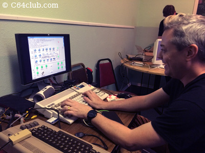 Amiga 1200 Presentation - Commodore Computer Club