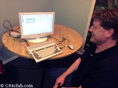 Aaron's Amiga 600 KIPPER Viper II FPGA - Commodore Computer Club