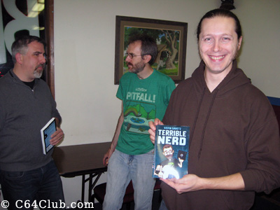 Terrible Nerd Happy Customers - Commodore Computer Club