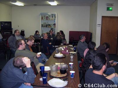 Terrible Nerd Presentation - Commodore Computer Club