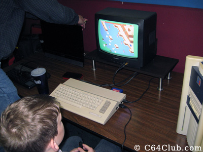 EasyFlash Cartridge with Congo Bongo Game - Commodore Computer Club