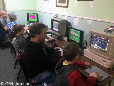 Lemmings, SNES Classic, Amiga 1000 A1000 - Commodore Computer Club