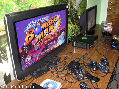 Bomberman on the Sega Saturn - Commodore Computer Club