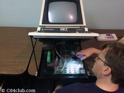 Commodore CBM PET 4016 - Commodore Computer Club
