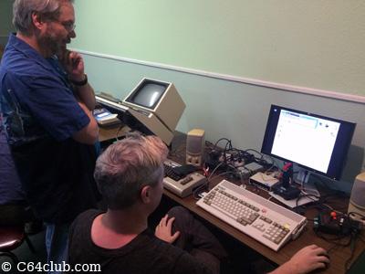 Breadbin C64, Amiga 1200 A1200 - Commodore Computer Club