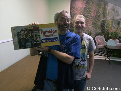 Partridge Family Board Game - Commodore Computer Club