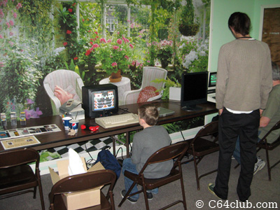 Classic video game Popeye - Commodore Computer Club