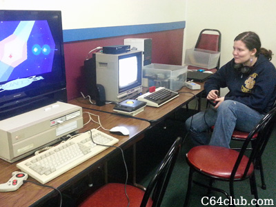Amiga 2000, Atari 600XL - Commodore Computer Club