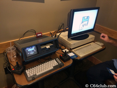 C64 SX-64 Amiga 1000 - Commodore Computer Club