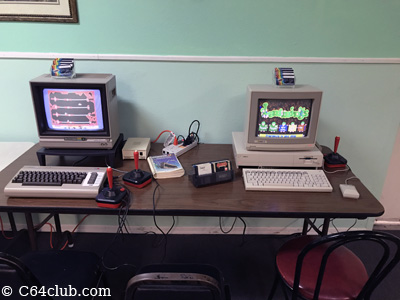C64, Amiga 1000 A1000 - Commodore Computer Club
