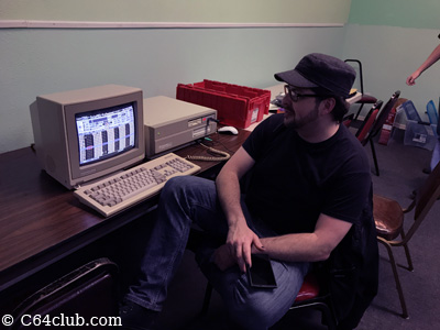 Amiga 2000, A2000 - Commodore Computer Club