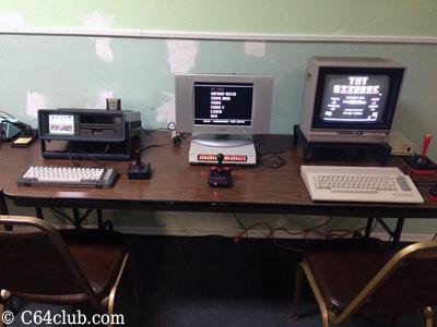 C64 Club Lineup - Commodore Computer Club