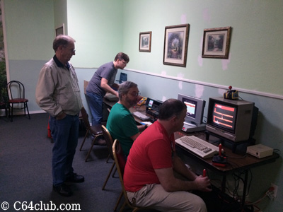 Game Time C64C - Commodore Computer Club