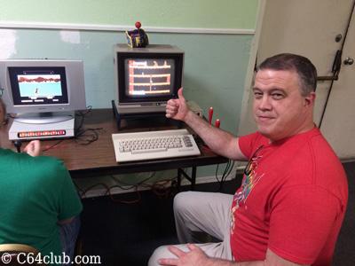 Pitfall II - Commodore Computer Club