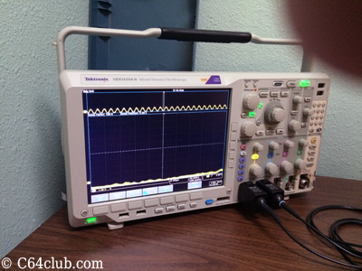 Tektronix MDO4104-6 Mixed Domain Oscilloscope - Commodore Computer Club