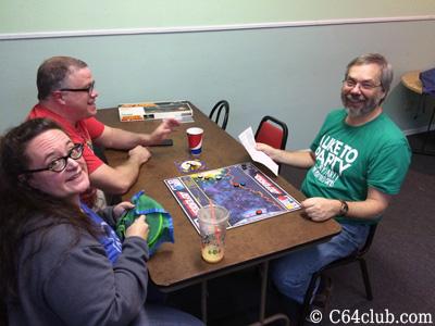 Defender Tabletop Board Game - Commodore Computer Club