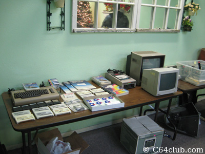 Buy, Sell, Trade, Free Tables - Commodore Computer Club