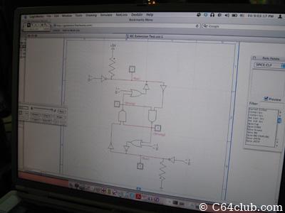 Gordon's IEC Extension Project - Commodore Computer Club