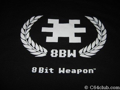 8 Bit Weapon T-Shirt - Commodore Computer Club