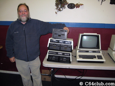 PET systems and disk drives - Commodore Computer Club