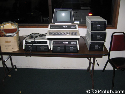 Buy, Sell, Trade and Free Tables - Commodore Computer Club