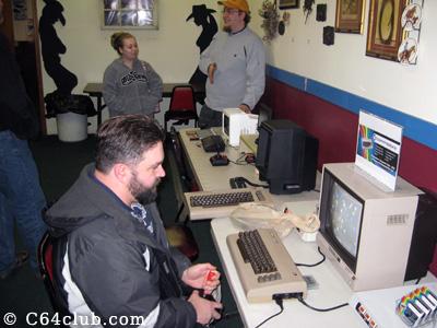 The Immortal John Hancock - Commodore Computer Club