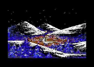 C64 Waveform Christmas Hits Demo - Commodore Computer Club