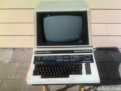 Commodore Educator 64 - Commodore Computer Club