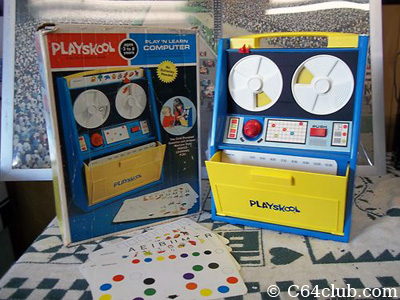 1972 Playskool Play 'N Learn Computer - Commodore Computer Club