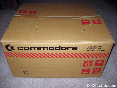 Commodore SX-64 Complete In Box - Commodore Computer Club
