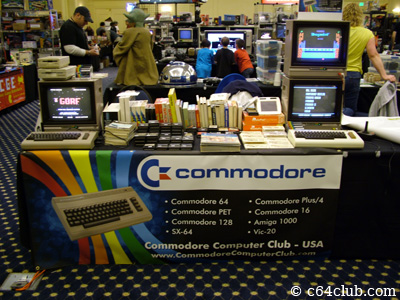 PRGE 2010: Commodore Computer Club