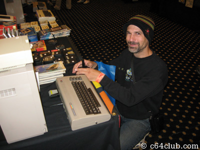 Pac-Man Fever - PRGE 2010: Commodore Computer Club