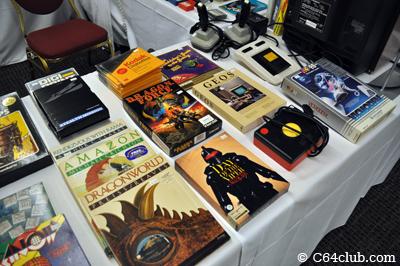 PRGE 2011: PET 4032, Amiga Software - Commodore Computer Club
