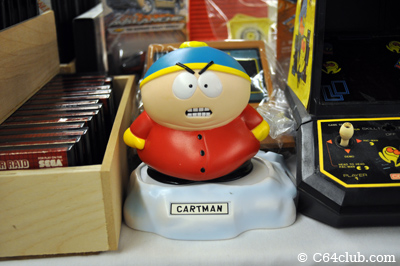 PRGE 2011: Eric Cartman from South Park - Commodore Computer Club