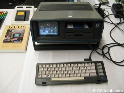 PRGE 2011: SX-64 Executive - Commodore Computer Club