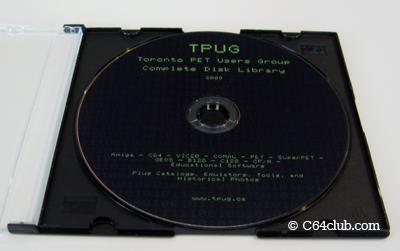 TPUG Library CD