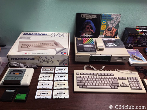 Commodore Computer Club – USA - Vancouver, WA – Portland, OR